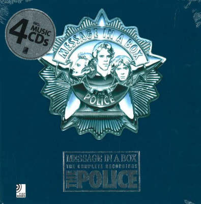 """The """"Police"""": Message in a Box, the Complete Recordings image"""
