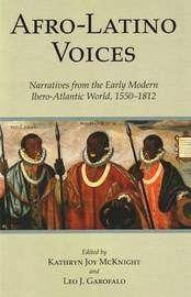 Afro-Latino Voices image