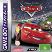 Cars for Game Boy Advance