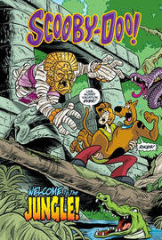 Scooby-Doo! Welcome to the Jungle by Frank Strom