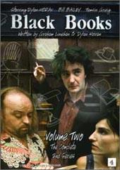 Black Books - Series 2 on DVD