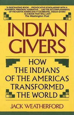 Indian Givers by Jack M. Weatherford image