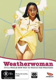Weatherwoman 1 & 2 on DVD