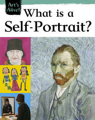 What is Self-portrait? by Ruth Thompson