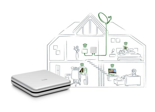 Elgato EyeTV Netstream DTT TV Tuner for your Entire Home