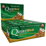Quest Nutrition - Quest Bar Box of 12 (Peanut Butter Supreme)