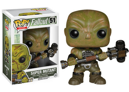 Fallout - Super Mutant Pop! Vinyl Figure