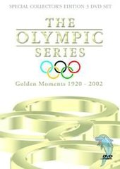 Olympic Series, The - Golden Moments 1920-2002 on DVD