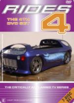 Rides - Complete Season 4 (7 Disc Box Set) on DVD