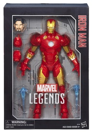 "Marvel Legends: 12"" Iron Man - Action Figure"