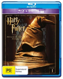 Harry Potter: Year 1 - The Philosophers Stone (Special Edition) on Blu-ray