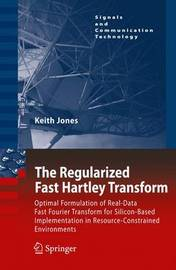 The Regularized Fast Hartley Transform by Keith Jones image