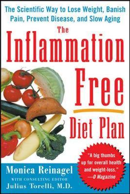 The Inflammation-Free Diet Plan by Monica Reinagel image