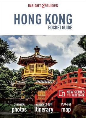 Insight Guides Pocket Hong Kong by Insight Guides