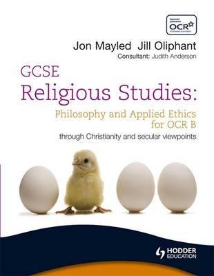 GCSE Religious Studies by John Mayled image