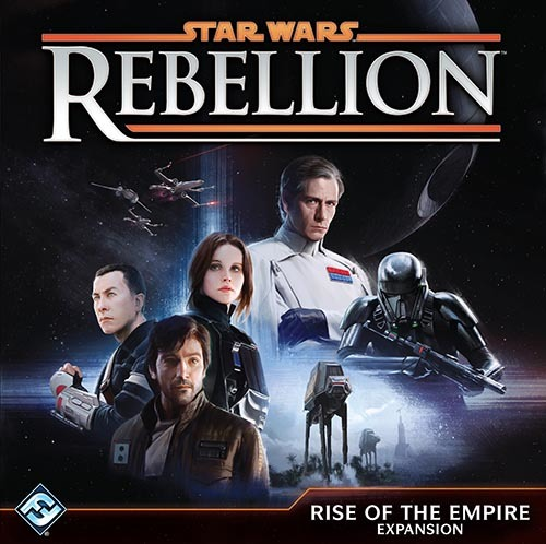 Star Wars: Rebellion - Rise of the Empire Expansion image