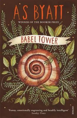 Babel Tower by A.S. Byatt image