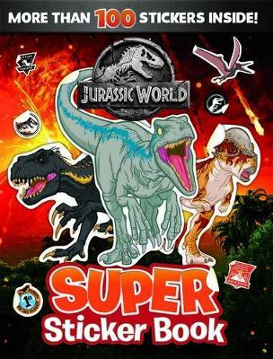 Jurassic World: Sticker Activity Book (Universal)