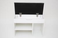 Shoe Storage Cabinet Bench