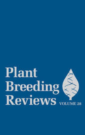 Plant Breeding Reviews by J. Janick image