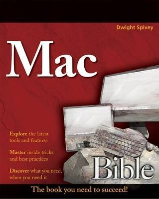 Mac Bible by Wiley image