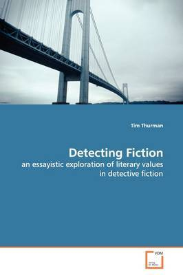 Detecting Fiction by Tim Thurman image