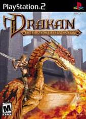 Drakan: The Ancients Gates for PlayStation 2