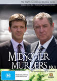Midsomer Murders - Vol. 10.1 (2 Disc Set) on DVD