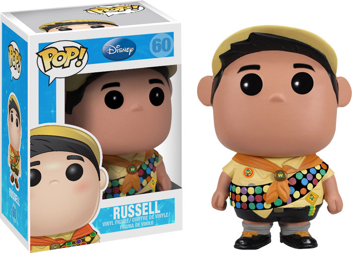 Disney Up Russell Pop! Vinyl Figure image
