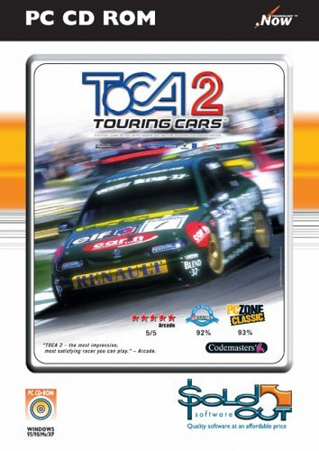 TOCA 2: Touring Cars for PC