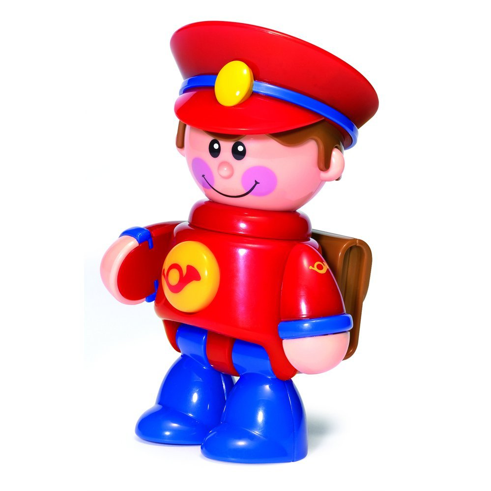 Tolo First Friends Postman image