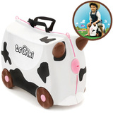 Trunki Ride On Case - Frieda the Cow