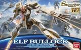 Gundam HG Elf Bullock Mask Custom 1/144 Model Kit