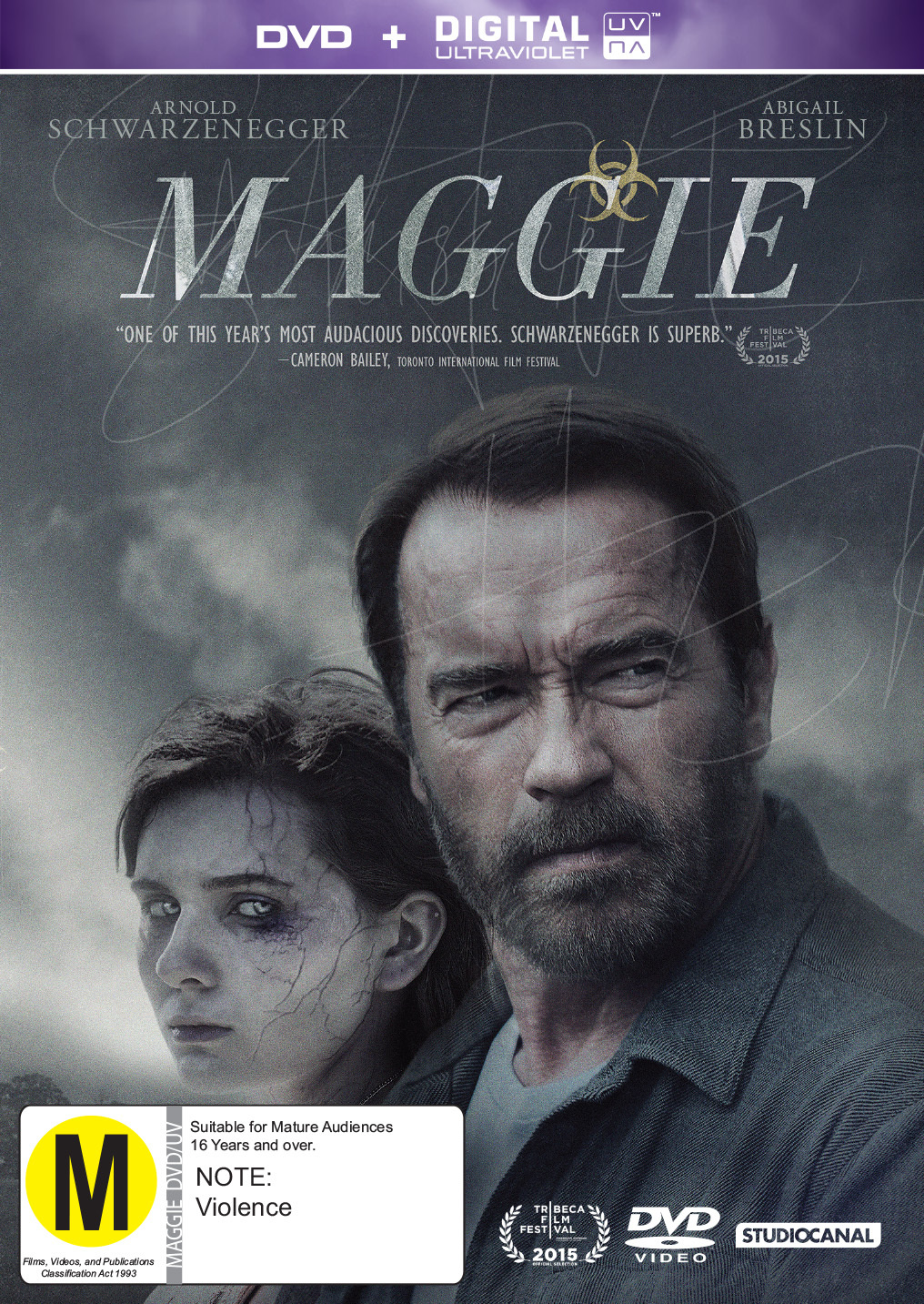 Maggie on DVD image