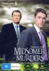 Midsomer Murders - Complete Season 5 (3 Disc Box Set) on DVD
