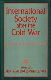 International Society after the Cold War