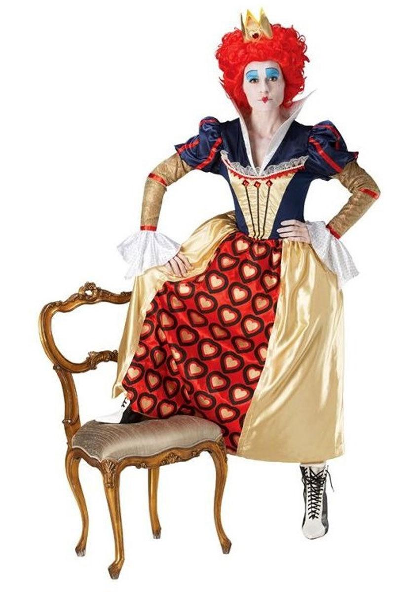 Disney Queen of Hearts Costume (Medium) image