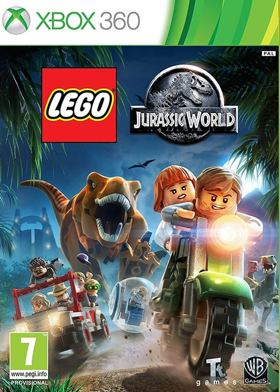 LEGO Jurassic World (Classics) for Xbox 360