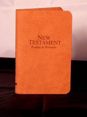 Vest-Pocket New Testament with Psalms & Proverbs-KJV image
