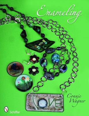 Enameling by Connie Wagner