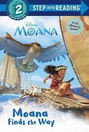 Moana Finds the Way (Disney Moana) by Random House Disney