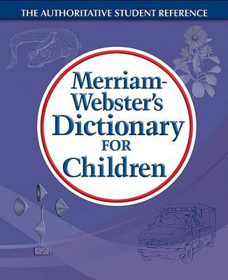 M-W Dictionary for Children image