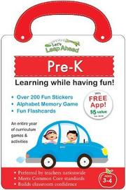 Let's Leap Ahead: Pre-K Learning While Having Fun! by Alex A Lluch