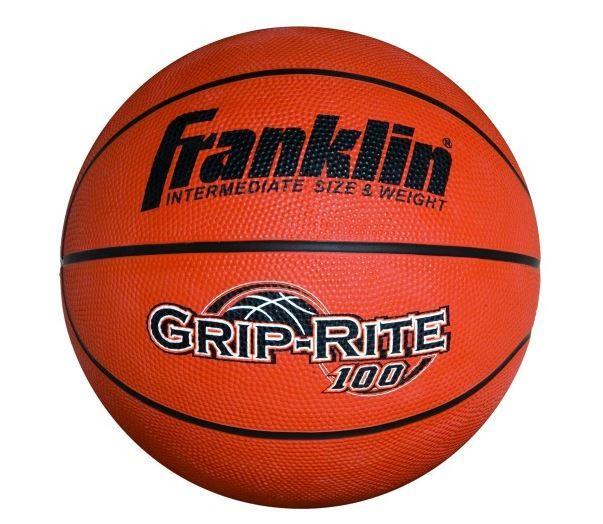 Franklin B6 Grip Rite 100 Rubber Basketball