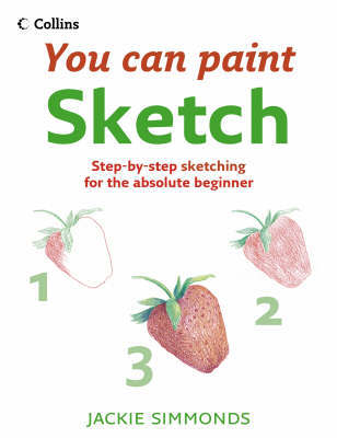You Can Paint: Sketch by Jackie Simmonds image