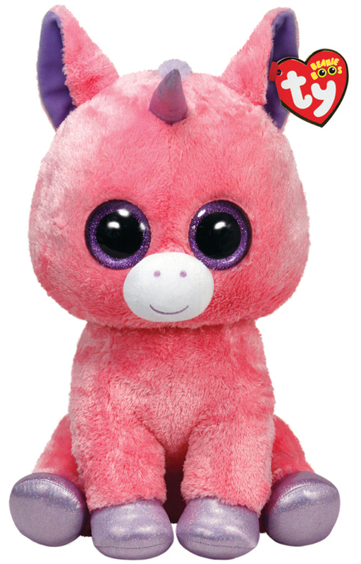 08a2a3aed57 Ty Beanie Boo  Magic Unicorn - Extra Large Plush