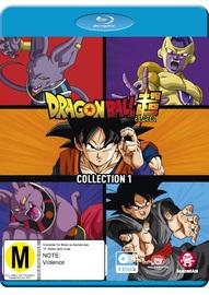 Dragon Ball Super Collection 1 on Blu-ray