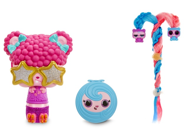 Pop Pop: Hair Surprise - 3-in-1 Doll (Assorted Designs)