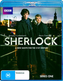 Sherlock - The Complete First Season on Blu-ray