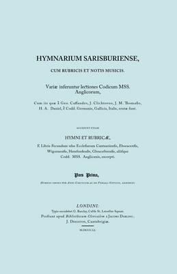 Hymnarium Sarisburense, Cum Rubris Et Notis Musicus. (Facsimile 1851). by Anon image